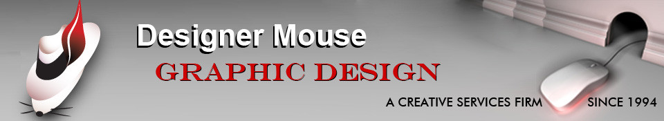 Designer Mouse Graphic Design